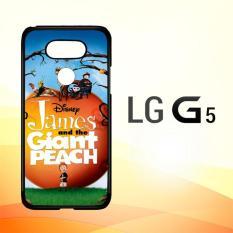 Casing Untuk LG G5 Anime Cartoon James and the Giant Peach Z4117