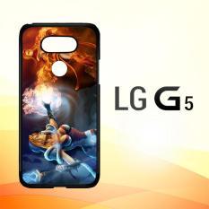 Casing Untuk LG G5 dot arena  character Z0824