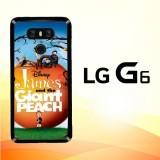 Casing Untuk LG G6 Anime Cartoon James and the Giant Peach Z4117