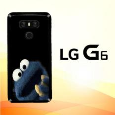 Casing Untuk LG G6 COOKIE MONSTER V0839