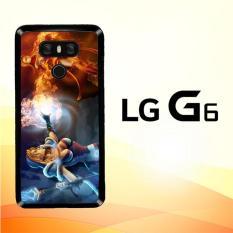 Casing Untuk LG G6 dot arena  character Z0824