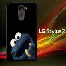 Casing Untuk LG Stylus 2 COOKIE MONSTER V0839