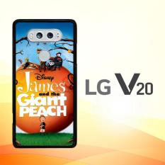 Casing Untuk LG V20 Anime Cartoon James and the Giant Peach Z4117
