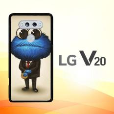 Casing Untuk LG V20 cookie monster art Y1311