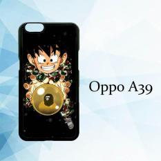 Casing Untuk Oppo A39 Goten VS Bape Goku L2097