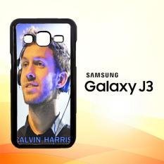 Casing Untuk Samsung Galaxy J3 2015 Calvin Harris X0500