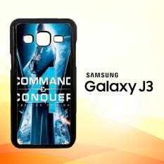 Casing Untuk Samsung Galaxy J3 2015 Command And Conquer 4 Tiberian Twilight Z1028