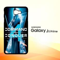 Casing Untuk Samsung Galaxy J5 Prime Command And Conquer 4 Tiberian Twilight Z1028