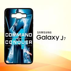 Casing Untuk Samsung Galaxy J7 2015 Command And Conquer 4 Tiberian Twilight Z1028