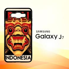 Casing Untuk Samsung Galaxy J7 2016 Bali Indonesia Pattern E1096