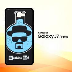 Casing Untuk Samsung Galaxy J7 Prime Breaking Bad Heisenberg Lab Tv E1131