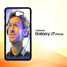 Casing Untuk Samsung Galaxy J7 Prime Calvin Harris X0500