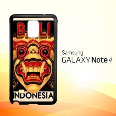 Casing Untuk Samsung Galaxy Note 4 Bali Indonesia Pattern E1096