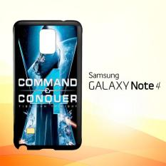 Casing Untuk Samsung Galaxy Note 4 Command And Conquer 4 Tiberian Twilight Z1028