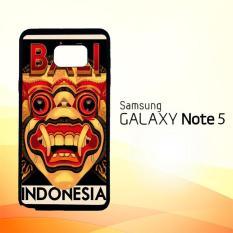 Casing Untuk Samsung Galaxy Note 5 Bali Indonesia Pattern E1096
