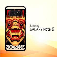 Casing Untuk Samsung Galaxy Note 8 Bali Indonesia Pattern E1096