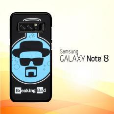 Casing Untuk Samsung Galaxy Note 8 Breaking Bad Heisenberg Lab Tv E1131