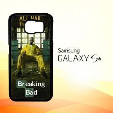 Casing Untuk Samsung Galaxy S6 Breaking Bad King Tv E1132