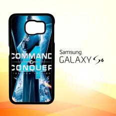 Casing Untuk Samsung Galaxy S6 Command And Conquer 4 Tiberian Twilight Z1028
