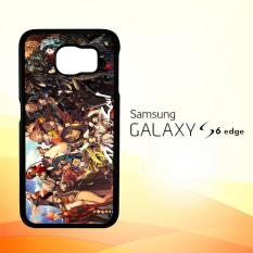 Casing Untuk Samsung Galaxy S6 Edge Blade & Soul F0093