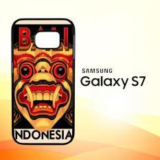 Casing Untuk Samsung Galaxy S7 Bali Indonesia Pattern E1096