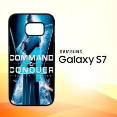 Casing Untuk Samsung Galaxy S7 Command And Conquer 4 Tiberian Twilight Z1028