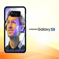 Casing Untuk Samsung Galaxy S8 Calvin Harris X0500