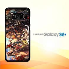 Casing Untuk Samsung Galaxy S8 Plus Blade & Soul F0093