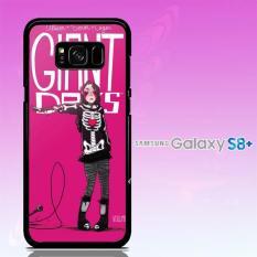 Casing Untuk Samsung Galaxy S8 Plus GIANT DAYS W4397