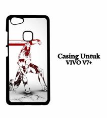 Casing VIVO V7 PLUS Robot IPHONE 6S Wallpapers Custom Hard Case Cover