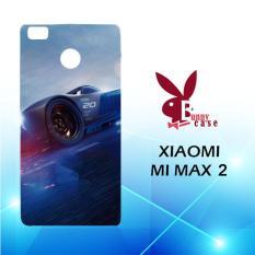 Casing Xiaomi Mi Max 2 Custom Hardcase HP Cars 3 Jackson Storm Z5264