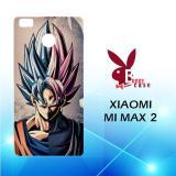 Spesifikasi Casing Xiaomi Mi Max 2 Custom Hardcase Hp Dragon Ball Z Goku O0910 Paling Bagus