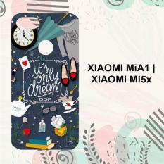 Casing Xiaomi MiA1 | Xiaomi Mi5x Custom Hardcase HP It's Only a Dream Alice in Wonderland L0377