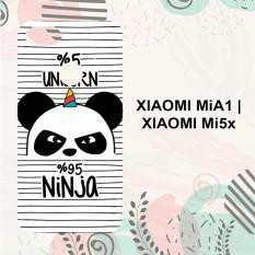Casing Xiaomi MiA1   Xiaomi Mi5x Custom Hardcase HP Unicorn VS Ninja L0455
