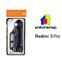 Casing Xiaomi Redmi 3 Pro, 3S cars mini cooper Custom Case Hardcase Cover