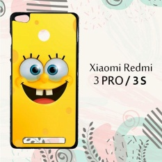 Casing Xiaomi Redmi 3 Pro   3S Custom Hardcase HP Spongebob Squarepants Fun L0272