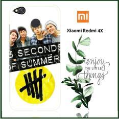Casing Xiaomi Redmi 4X Custom Case 5 sos band E0028