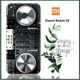 Spesifikasi Casing Xiaomi Redmi 4X Custom Case Digital Mixer Dj Turntable Electronic Music F0362 Yg Baik