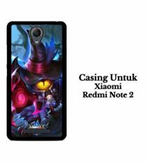 Harga Casing Xiaomi Redmi Note 2 Mobile Legends 5 Custom Hard Case Cover Original