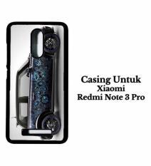 Casing XIAOMI REDMI NOTE 3 PRO cars mini cooper Custom Hard Case Cover