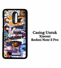 Harga Casing Xiaomi Redmi Note 3 Pro Kuroko No Basket Custom Hard Case Cover Terbaik