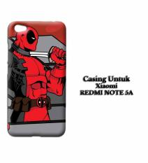 Casing XIAOMI REDMI NOTE 5A deadpool wallpaper hd Custom Hard Case Cover