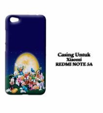 Casing XIAOMI REDMI NOTE 5A disney wallpaper hd Custom Hard Case Cover