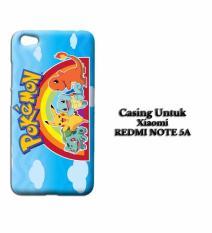 Casing XIAOMI REDMI NOTE 5A pokemon hd Custom Hard Case Cover