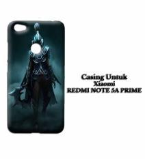 Casing XIAOMI REDMI NOTE 5A PRIME dota 2 wallpaper hd Custom Hard Case Cover