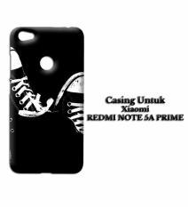 Casing XIAOMI REDMI NOTE 5A PRIME Wallpaper HD shoes Custom Hard Case Cover