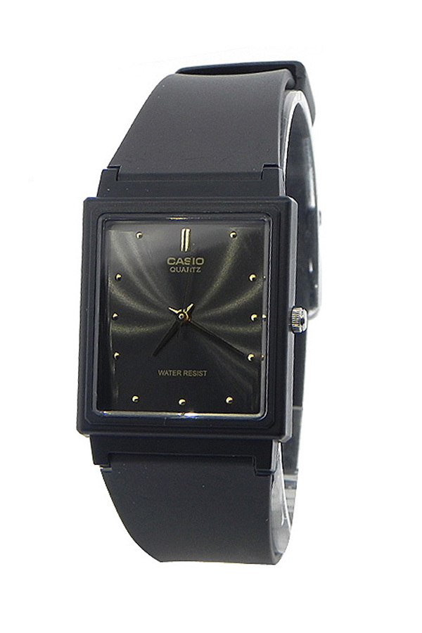 Jual Casio Analog Mq 38 1A Jam Tangan Pria Hitam Resin Band Branded Original