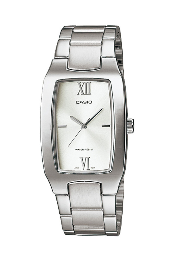 Beli Casio Analog Mtp 1165A 7C2 Jam Tangan Pria Silver Stainless Steel Band Online