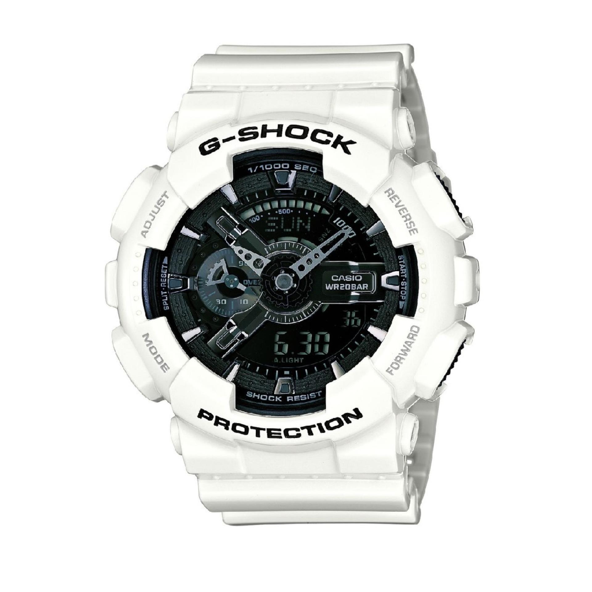 Jam Tangan Casio G Shock Original Pria Gd 350 1b Ga 110gwg 7adr Sport Watch