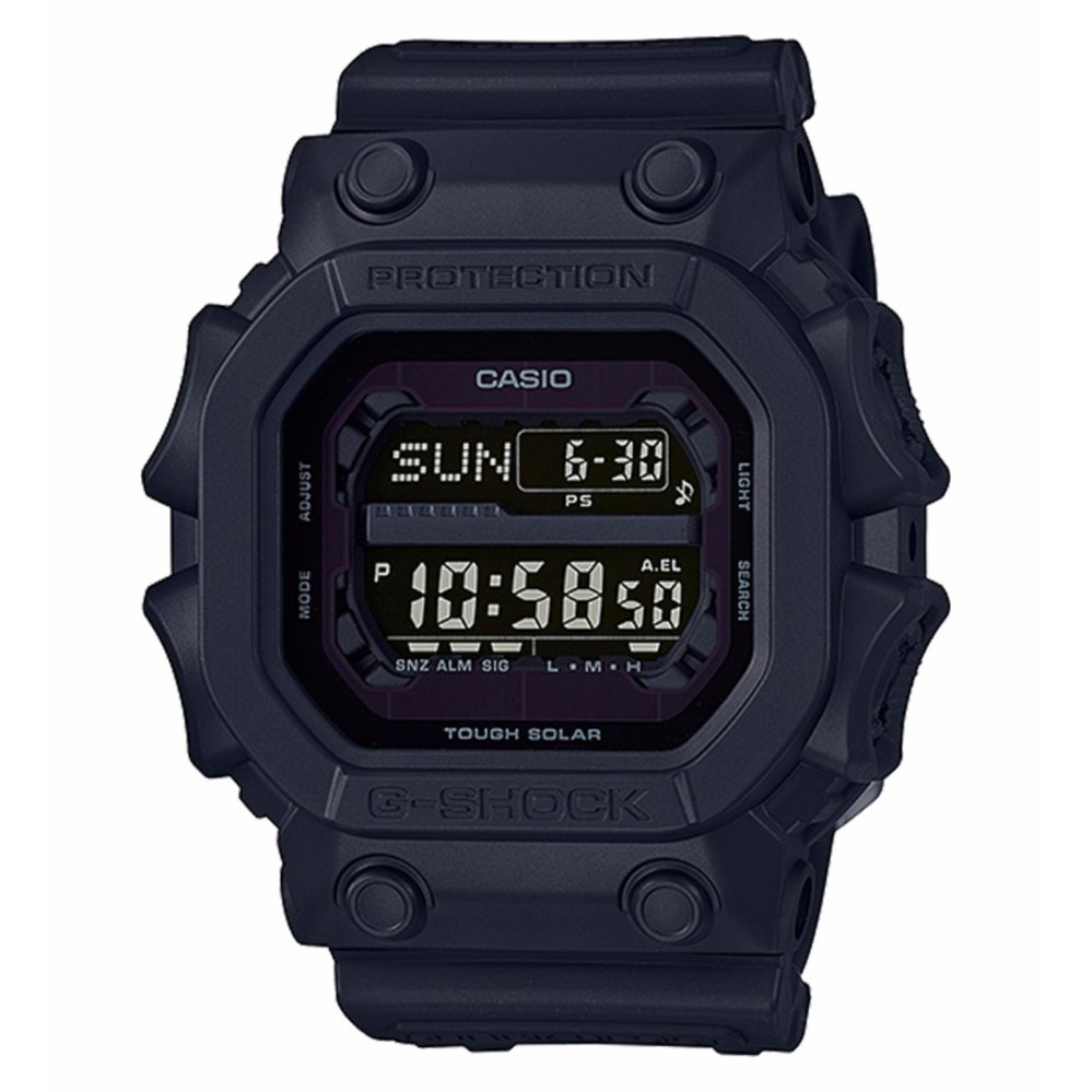 Spesifikasi Casio G Shock Gx 56Bb 1Dr Jam Tangan Pria Black Resin Band Casio G Shock